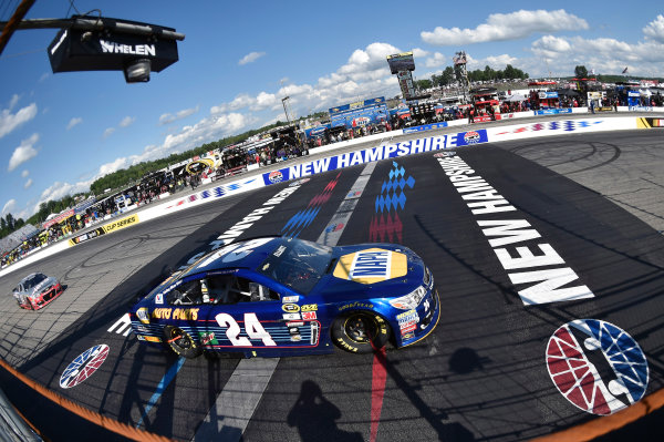 15-17 July, 2016, Loudon, New Hampshire USA Chase Elliott ?2015, Nigel Kinrade LAT Photo USA