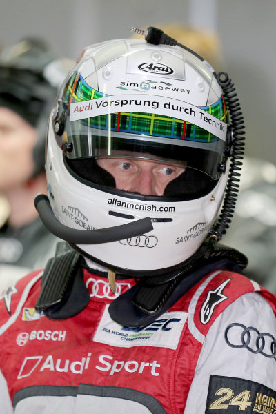 Allan McNish (GBR) Audi Sport Team Joest.Le Mans 24 Hours, Le Mans, France, 20-23 June 2013.