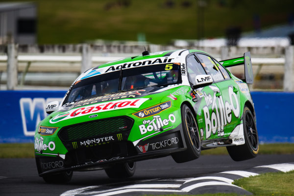 2017 Supercars Championship Round 14.  Auckland SuperSprint, Pukekohe Park Raceway, New Zealand. Friday 3rd November to Sunday 5th November 2017. Mark Winterbottom, Prodrive Racing Australia Ford.  World Copyright: Daniel Kalisz/LAT Images  Ref: Digital Image 031117_VASCR13_DKIMG_0865.jpg