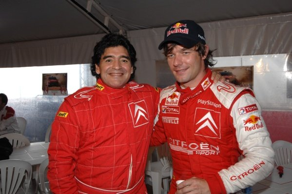 FIA World Rally Championship, Rd 4.