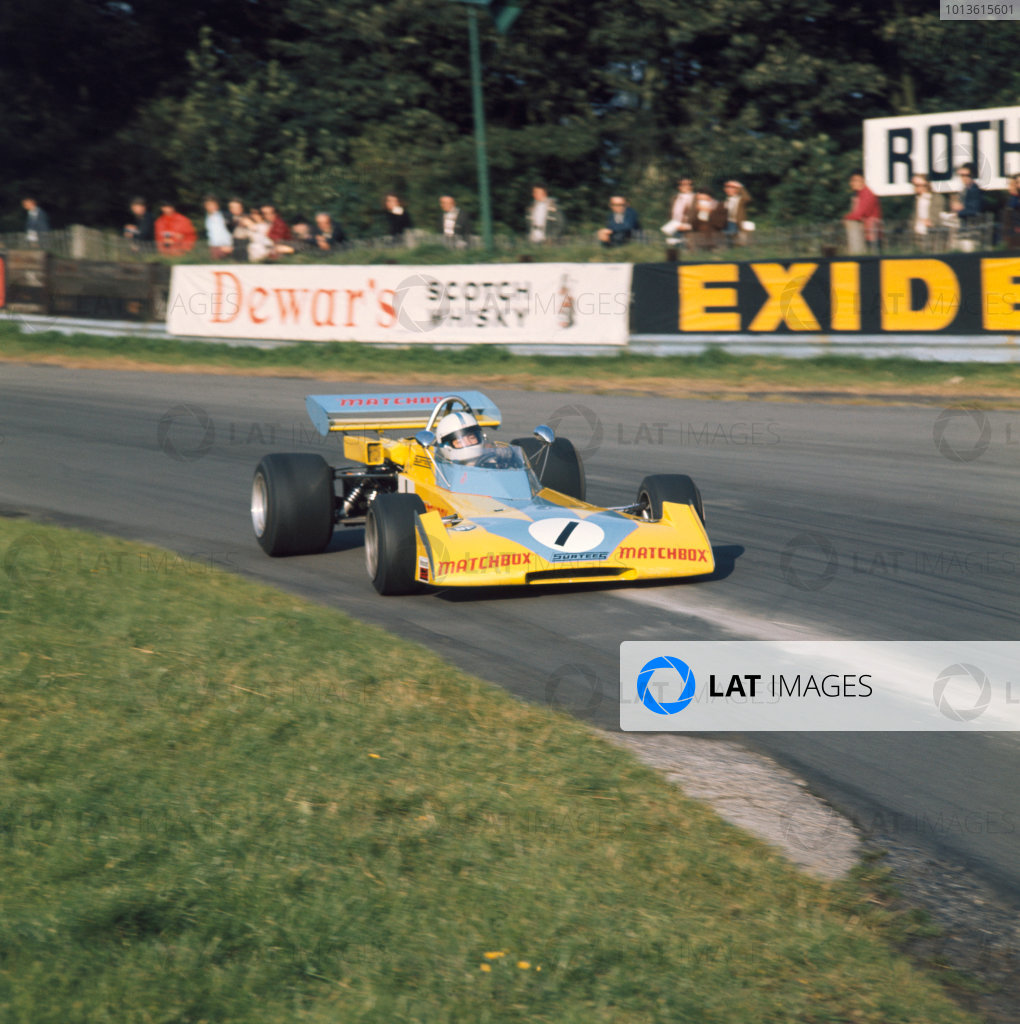 Oulton Park, England. 16th September 1972.
