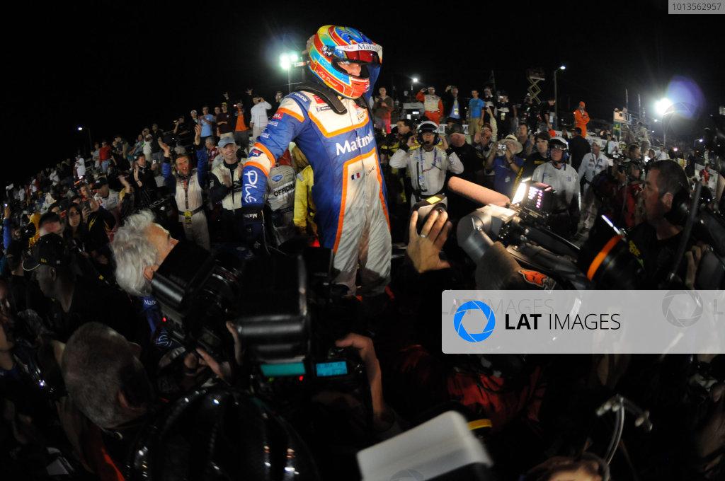 2011 ALMS Sebring 12 Hours priority