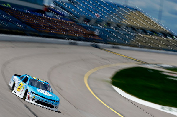 NASCAR XFINITY Series American Ethanol E15 250 presented by Enogen Iowa Speedway, Newton, IA USA Friday 23 June 2017 Daniel Hemric, Blue Gate Bank Chevrolet Camaro World Copyright: Brett Moist LAT Images