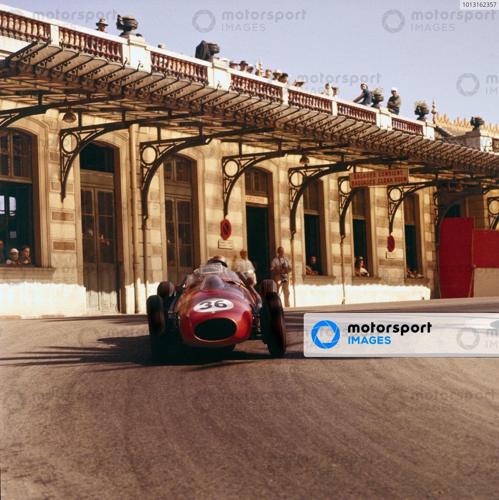 1958 Monaco Grand Prix.