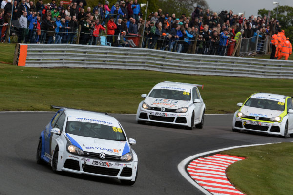 2017 Volkswagen Cup Oulton Park, 15th-17th April, 2017, Jamie Bond World copyright. JEP/LAT Images