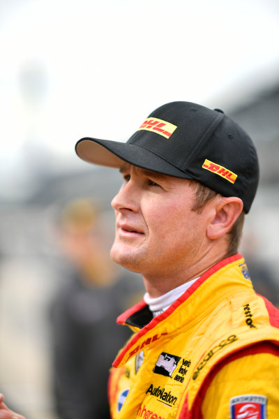 Verizon IndyCar Series IndyCar Grand Prix Indianapolis Motor Speedway, Indianapolis, IN USA Friday 12 May 2017 Ryan Hunter-Reay, Andretti Autosport Honda World Copyright: Scott R LePage LAT Images ref: Digital Image lepage-170512-indy-0322