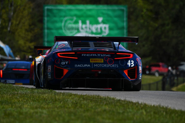 Pirelli World Challenge Victoria Day SpeedFest Weekend Canadian Tire Motorsport Park, Mosport, ON CAN Saturday 20 May 2017 Ryan Eversley/ Tom Dyer World Copyright: Richard Dole/LAT Images ref: Digital Image RD_CTMP_PWC17072