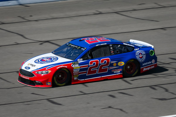 2017 Monster Energy NASCAR Cup Series Auto Club 400 Auto Club Speedway, Fontana, CA USA Friday 24 March 2017 Joey Logano World Copyright: Barry Cantrell/LAT Images