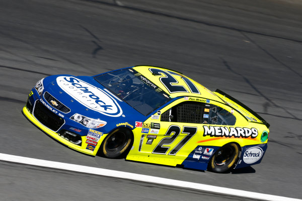 Monster Energy NASCAR Cup Series Bank of America 500 Charlotte Motor Speedway, Concord, NC Friday 6 October 2017 Paul Menard, Richard Childress Racing, Chevrolet SS World Copyright: Matthew T. Thacker LAT Images