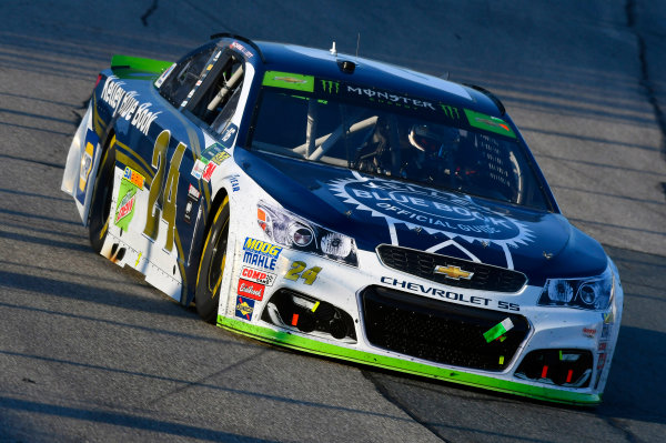 Monster Energy NASCAR Cup Series ISM Connect 300 New Hampshire Motor Speedway Loudon, NH USA Sunday 24 September 2017 Chase Elliott, Hendrick Motorsports, Kelley Blue Book Chevrolet SS World Copyright: Nigel Kinrade LAT Images
