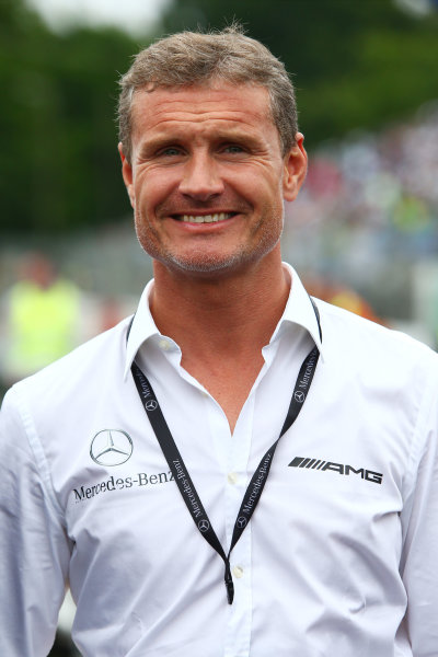 2014 DTM Championship Round 4 - Norisring, Germany 27th - 29th June 2014  David Coulthard (GBR) World Copyright: XPB Images / LAT Photographic  ref: Digital Image 3190177_HiRes