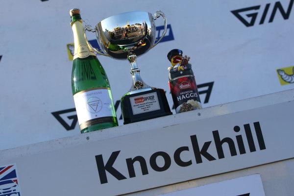 2014 Ginetta GT4 Supercup,  Knockhill, 23-24 August 2014, Trophy World copyright: Jakob Ebrey/LAT Photographic