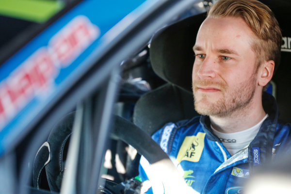2016 World Rally Championship, Round 01, Rally Monte Carlo, 21st - 24th January, 2016 Mads Ostberg, Ford, portrait  Worldwide Copyright: McKlein/LAT