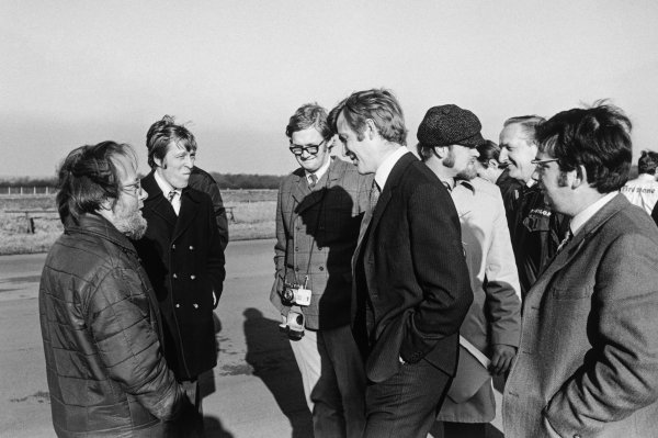 1970 March 701-Ford Launch.