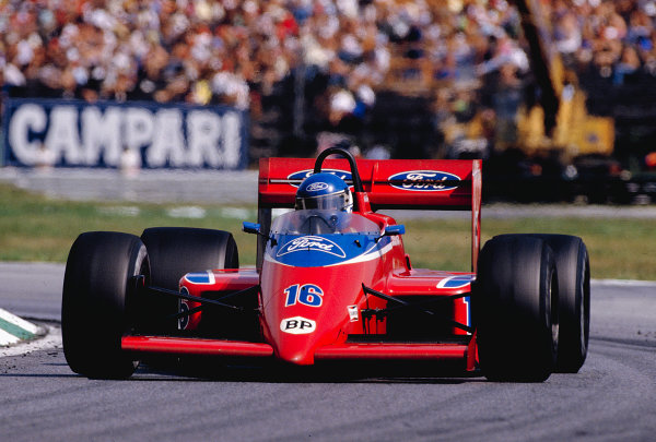 1986 Austrian Grand Prix.