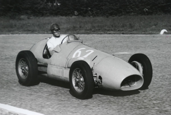 1952 Italian Grand Prix.