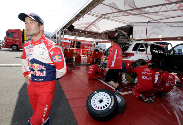Round 05-Rally Italia Sardegna. 05th-08th May 2011.Sebastien Loeb, Citroen WRC, Portrait.Worldwide Copyright: McKlein/LAT