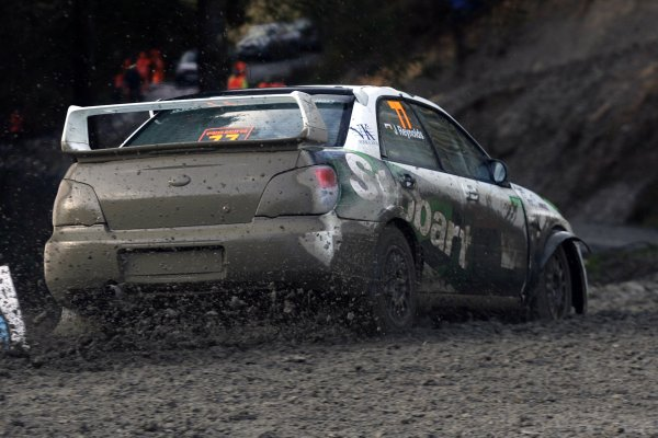 2006 British Rally Championship.Wales Rally GB. 1st-3rd December 2006.Julian Reynolds. World Copyright: Ebrey/LAT Photographic.