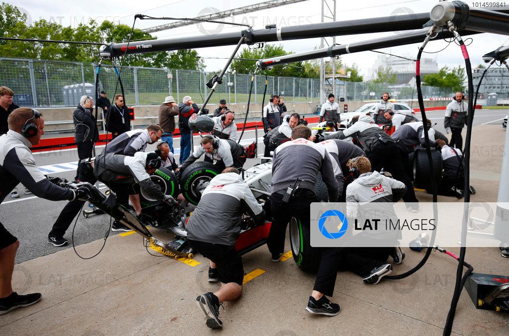 Round 7 Canadian Grand Prix Photo Motorsport Images