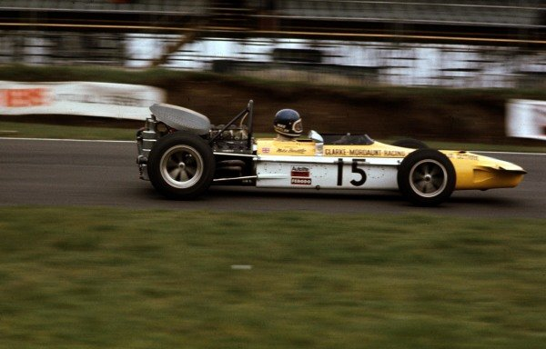 1971 Race of Champions, Brands Hatch, Great Britain.21 March 1971.Mike Beuttler (March 701-Ford Cosworth).Ref-71 ROC 71.World - LAT Photographic