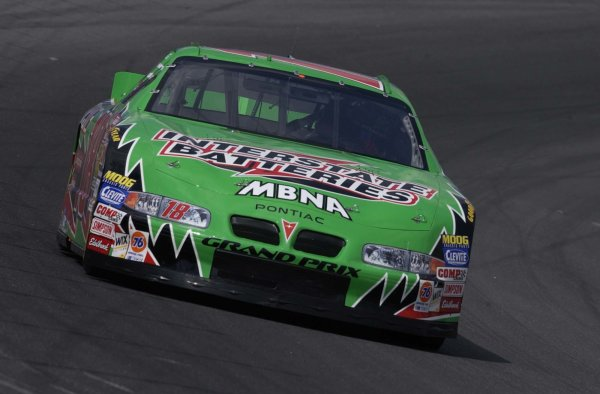 2002 NASCAR Lowes Motor Speedway