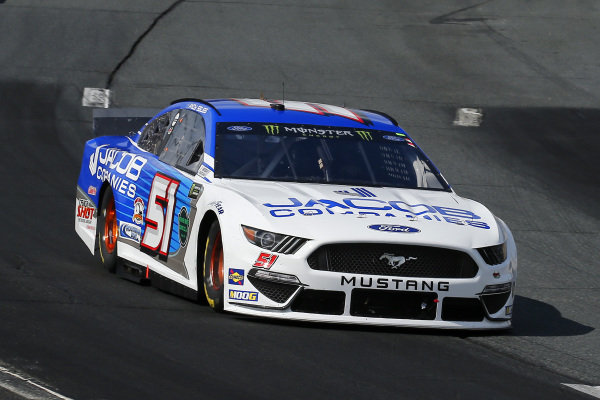 #51: Andy Seuss, Petty Ware Racing, Ford Mustang JACOB COMPANIES