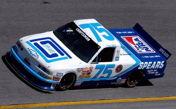 2003 NASCAR Daytona 500 Speedweeks,13,February 2003 Daytona Craftsman Truck Series -13,Feb 2003-David Starr-World Copyright-RobtLeSieur2003LAT Photographic