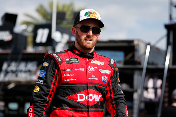 NASCAR Xfinity Series PowerShares QQQ 300 Daytona International Speedway, Daytona Beach, FL USA Friday 16 February 2018 Austin Dillon, Richard Childress Racing, Bass Pro Shops / Cabela's Chevrolet Camaro World Copyright: Barry Cantrell LAT Images