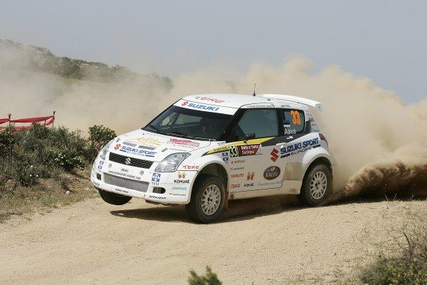 2006 FIA World Rally Championship.Round 7. 18th - 21st May 2006.Rally of Italy, Sardinia.World Copyright: McKlein/LAT