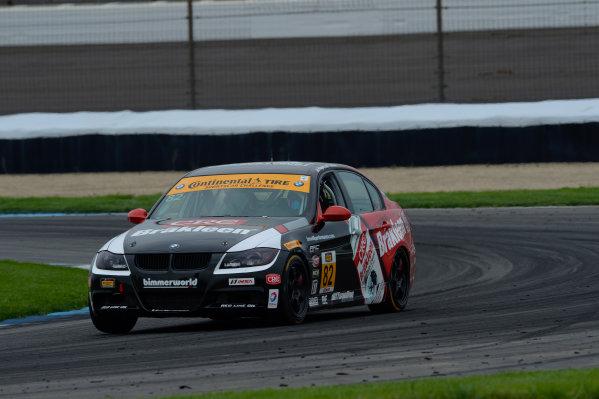 24-25 July,  2014, Indianapolis, Indiana, USA 82, BMW, 328, ST, Daniel Rogers, Seth Thomas ©2014, Richard Dole LAT Photo USA