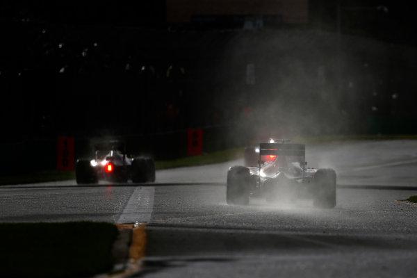 Albert Park, Melbourne, Australia. Friday 18 March 2016. Max Verstappen, Toro Rosso STR11 Ferrari. World Copyright: Glenn Dunbar/LAT Photographic ref: Digital Image _89P2191