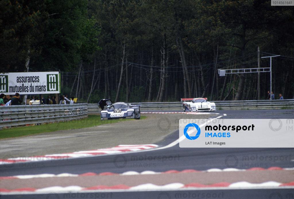1986 Le Mans 24 Hours