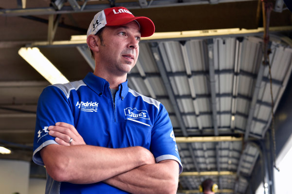 30 June-2 July, 2016, Daytona Beach, Florida USA Chad Knaus ?2016, Nigel Kinrade LAT Photo USA