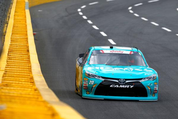 NASCAR Xfinity Series Hisense 4K TV 300 Charlotte Motor Speedway, Concord, NC USA Thursday 25 May 2017 Denny Hamlin, Hisense Toyota Camry World Copyright: Lesley Ann Miller LAT Images