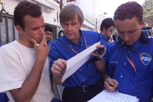 StŽphane Sarrazin (FRA) F3000 Prost Junior TeamInternational F3000 Championship Qualifying, Monaco 25 May 2001DIGITAL IMAGE