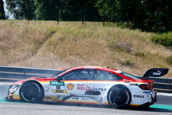 2017 DTM Round 3 Hungaroring, Budapest, Hungary. Saturday 17 June 2017. Augusto Farfus, BMW Team RMG, BMW M4 DTM World Copyright: Alexander Trienitz/LAT Images ref: Digital Image 2017-DTM-R3-HUN-AT2-0938