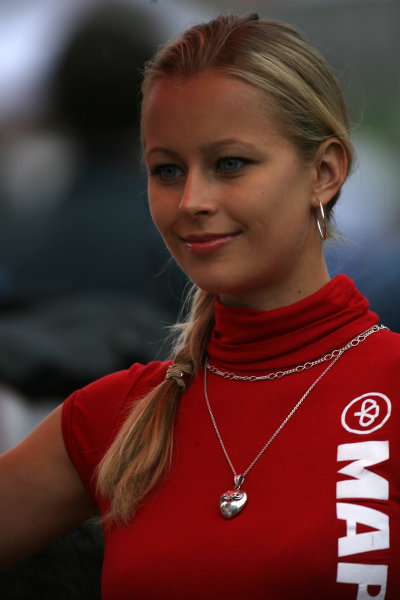 Gran Premio D'Itali Alice.Mugello, Italy. 31st May 2009.Glamour.World Copyright: Martin Heath/LAT Photographicref: Digital Image BPI_Moto 8k81