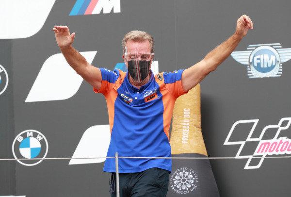 Hervé Poncharal, Red Bull KTM Tech 3.