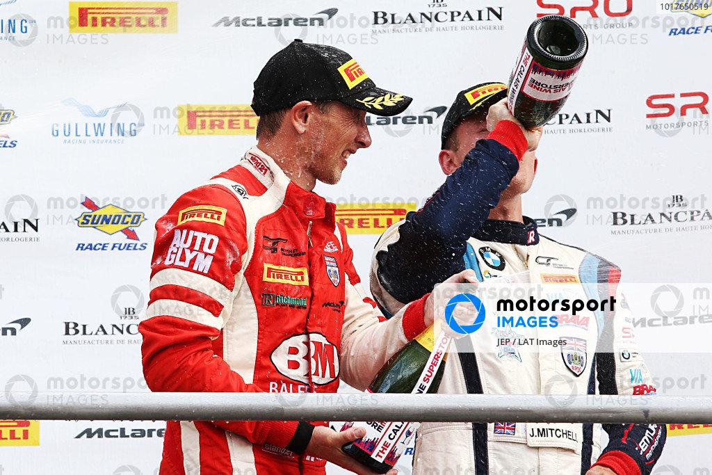 Shaun Balfe Balfe Motorsport McLaren 720S GT3