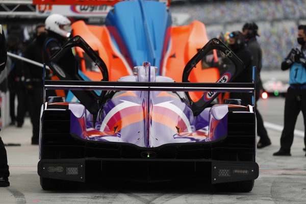 #52: PR1 Mathiasen Motorsports ORECA LMP2 07, LMP2: Ben Keating, Mikkel Jensen, Nicolas Lapierre, Scott Huffaker