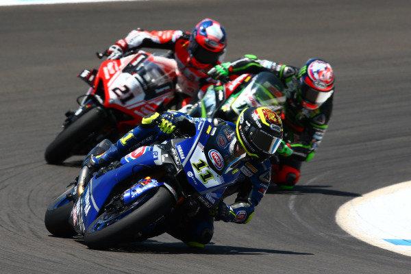 Sandro Cortese, GRT Yamaha WorldSBK, Leon Haslam, Kawasaki Racing, Michael Ruben Rinaldi, Barni Racing Team