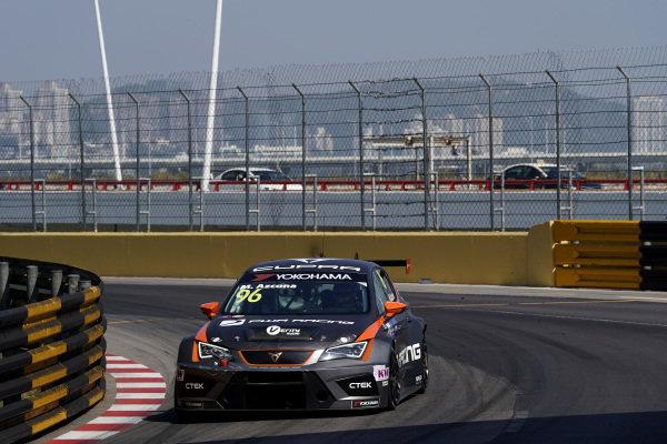 Mikel Azcona, PWR Racing CUPRA TCR.