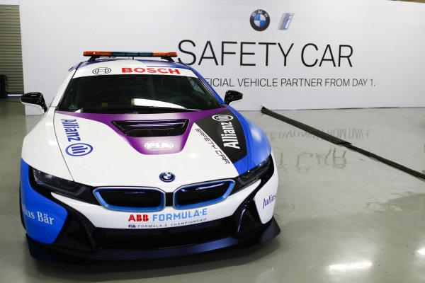 BMW i8 Safety car