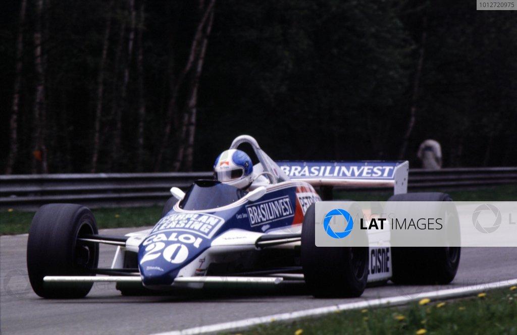 1982 Belgian Grand Prix.