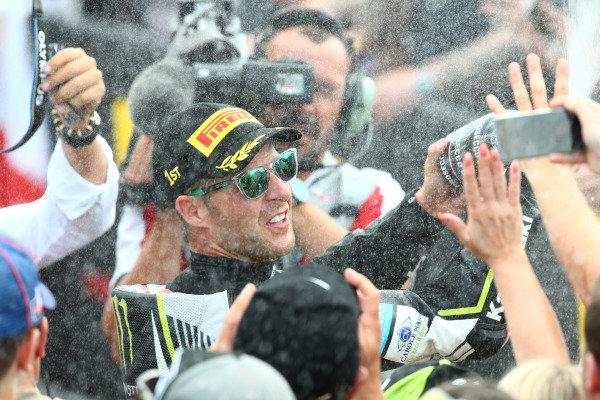 Johnathan Jonathan Rea, Kawasaki Racing Team.