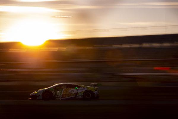 #19 GEAR Racing powered by GRT Grasser Lamborghini Huracan GT3, GTD: Christina Nielsen, Katherine Legge, Tati Calderon, Rahel Frey
