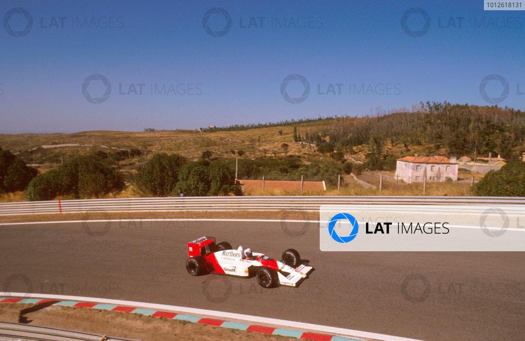 1988 Portuguese Grand Prix.