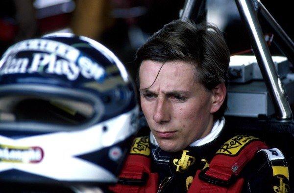 Johnny Dumfries (GBR)  Formula One World Championship 1986