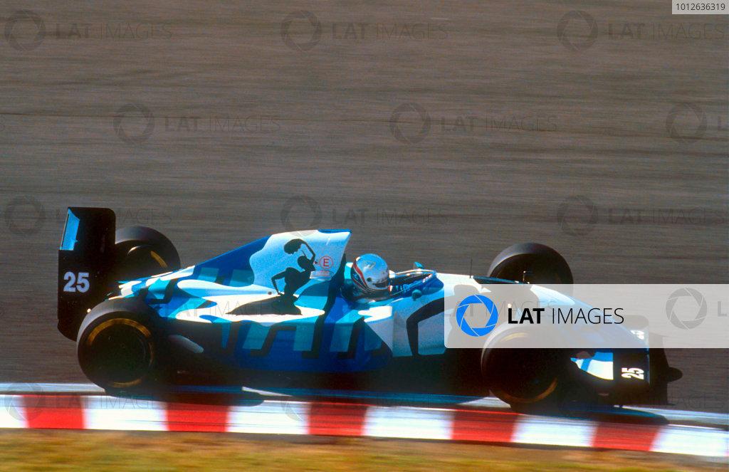 1993 Japanese Grand Prix.