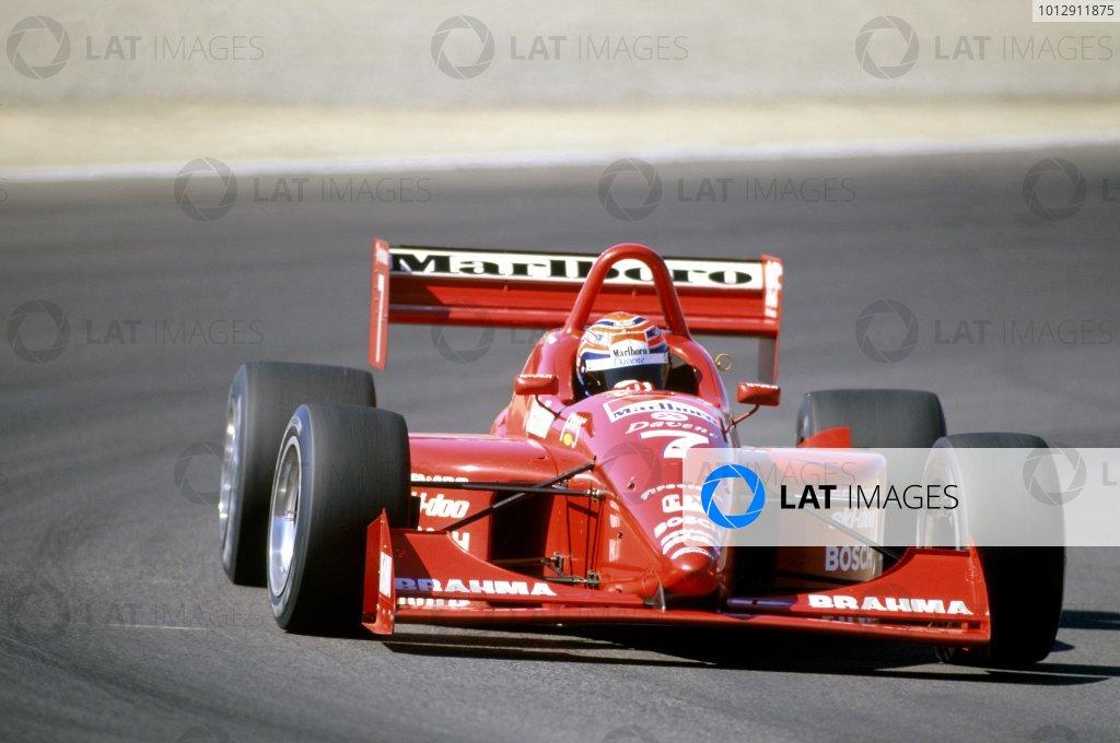 1997 Indy Lights Laguna Seca